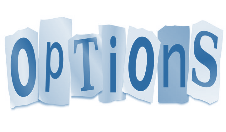 EO -  Option Styles